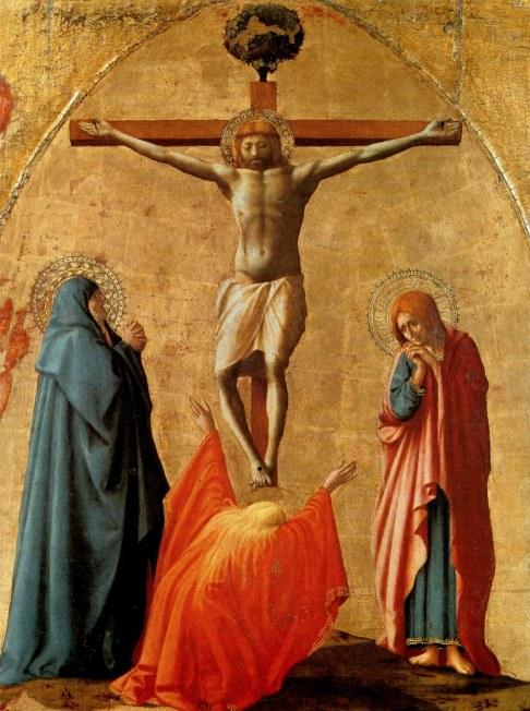 Crucifix_Masaccio